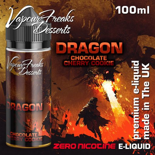 Dragon by vapour freaks