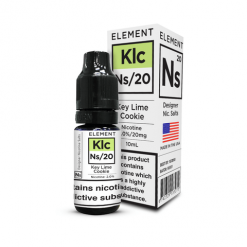 Key Lime Cookie - Element Nic Salts