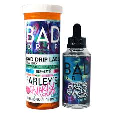 farleys gnarley iced out by bad drip labs