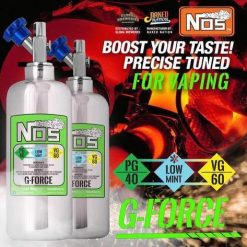 G-Force – NOS E Liquid