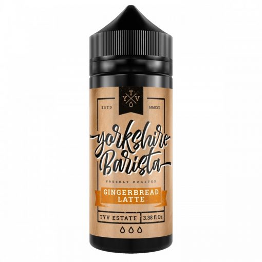 Gingerbread Latte by The Yorkshire Vaper