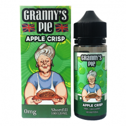 Grannys Pie Apple Crisp by Vape Breakfast Classics