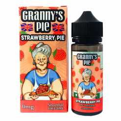 Grannys Pie Strawberry Pie by Vape Breakfast Classics