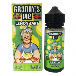 Grannys Pie Lemon Tart by British Vape Classics