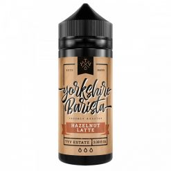 Hazelnut Latte by The Yorkshire Vaper