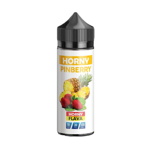 horny pinberry 120ml by horny flava