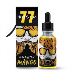 Malaysian Mango Shortfill by Ossem Juice