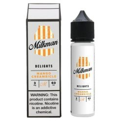 Mango Creamsicle by The Milkman