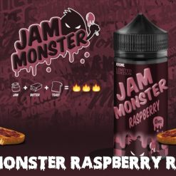 Raspberry by Jam Monster