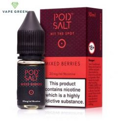 Mixed Berries by Pod Salt