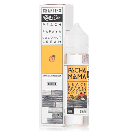 Peach Papaya Coconut Cream by Pacha Mama (Charlies Chalk Dust)