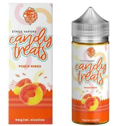 Peach Rings Candy Treats by Ethos Vapors