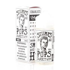 Pops Stumps – Charlies Chalk Dust