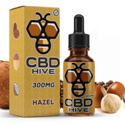 Hazel by Hive CBD Coffee Drops