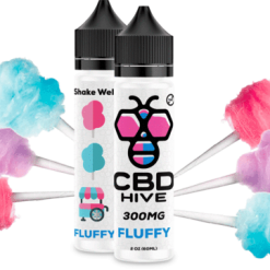 Fluffy by Hive CBD E-Liquid