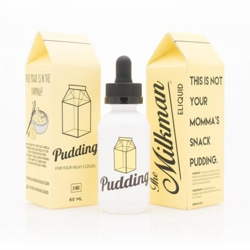 Pudding by The Milkman