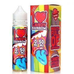 I Love Candy Rainbow by Mad Hatter