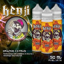 Orange Citrus by Kenji