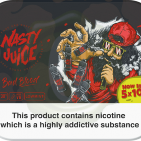 Bad Blood by Nasty Juice