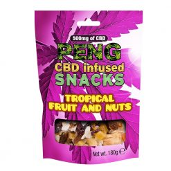 CBD Infused Snacks by Peng CBD