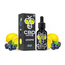 BLU by Hive CBD E-Liquid