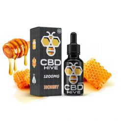 Honey by Hive CBD E-Liquid