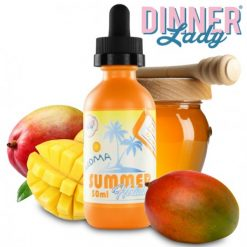 Sun Tan Mango (Summer Holiday Series) by Dinner Lady