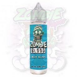 Blue Slush - Zombie Blood